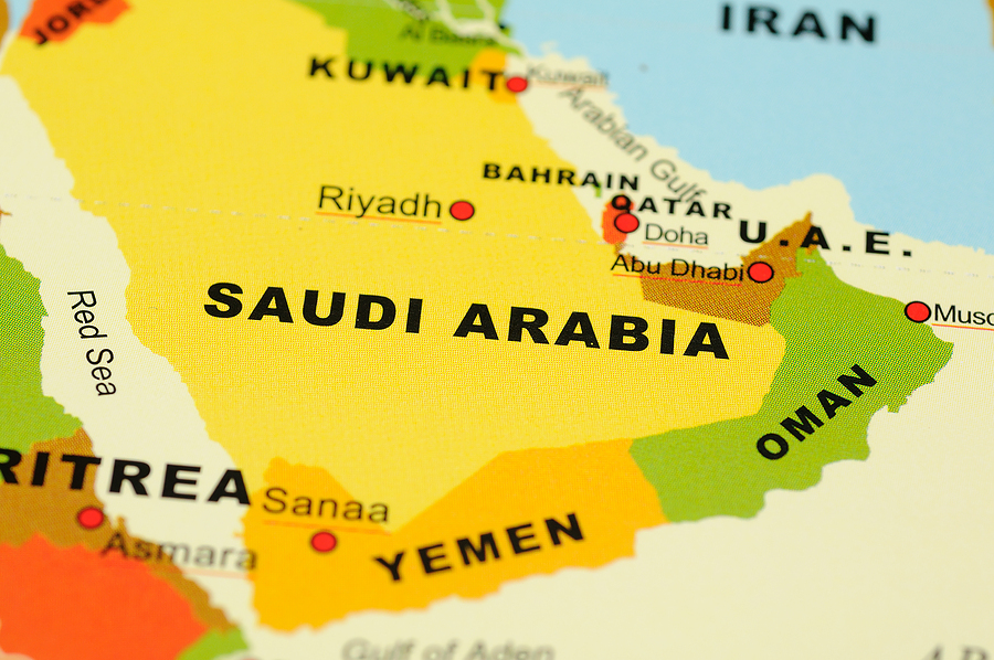 bigstock-Saudi-Arabia-On-Map-3972029   Al-Rasub