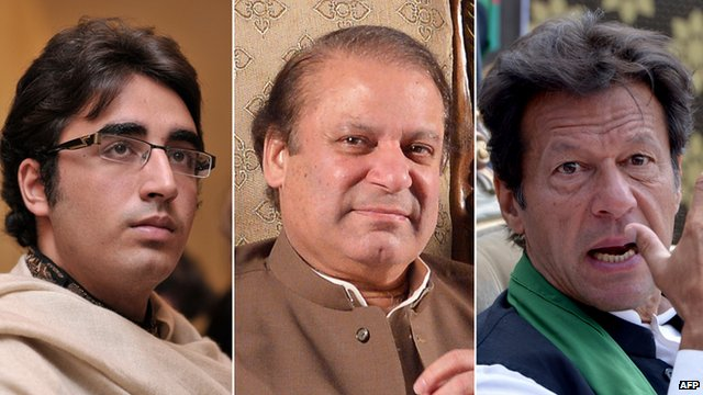 Coups, conflict and cricketers: Pakistan's vital election - in 90 seconds