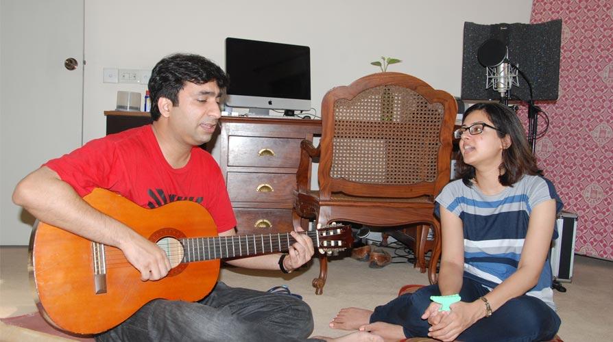 Taimur Rahman and Mahvash Waqar