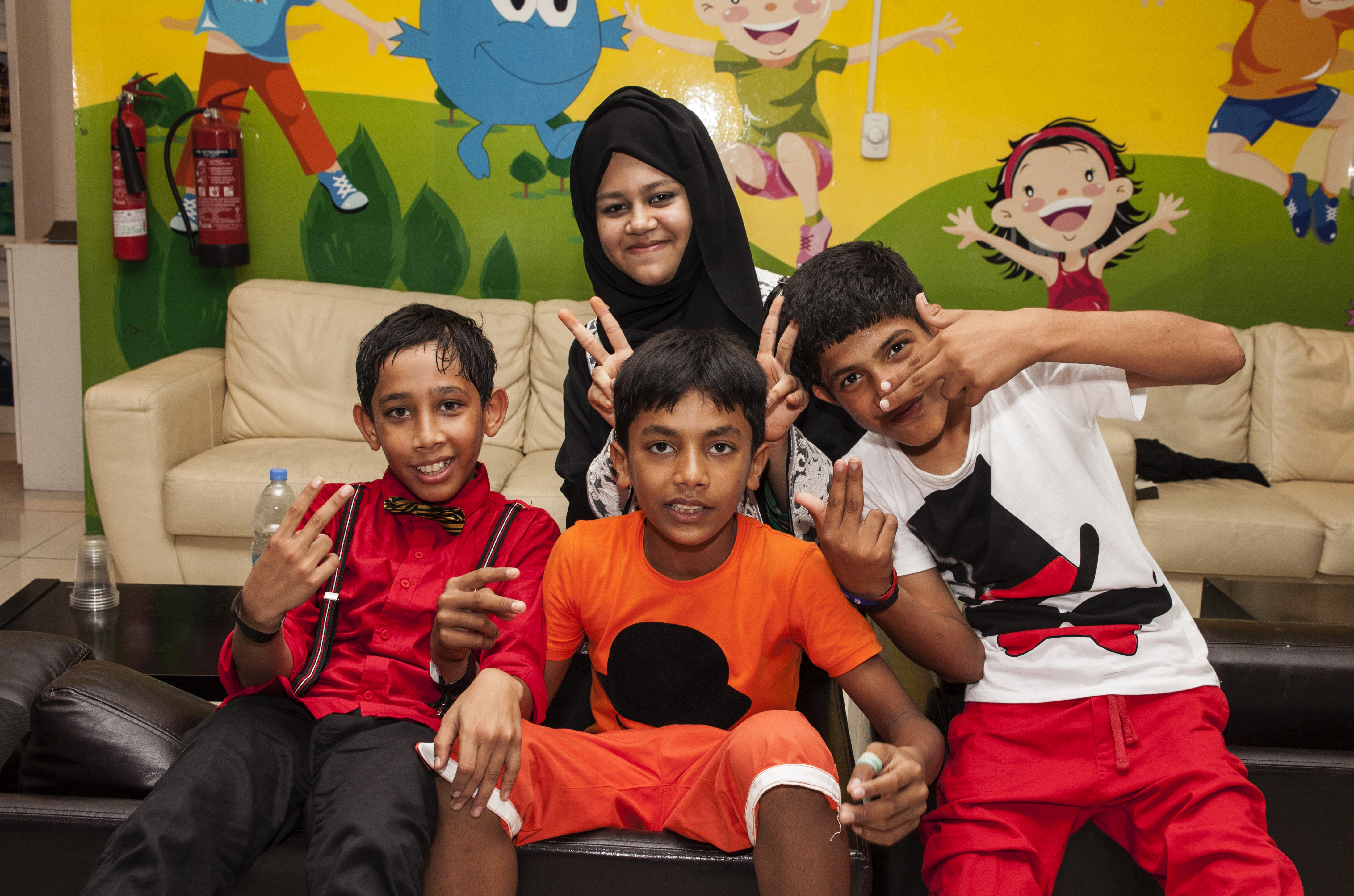 Flea4Charity Eid Event