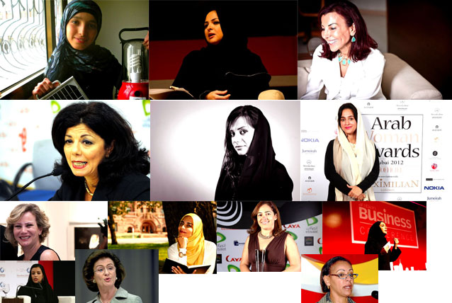 Middle East Business Women
