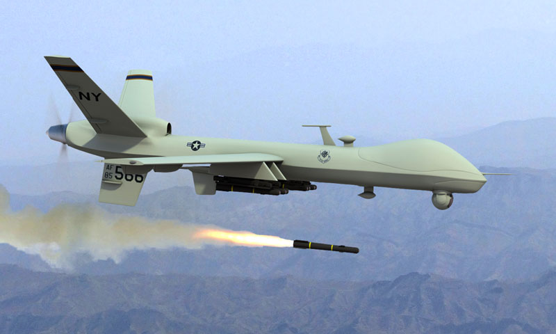 Nato Drone in Afghanistan