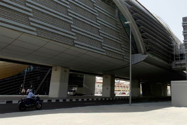 new parking fee in dubai