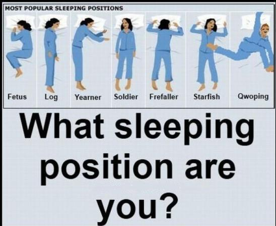 What Does Your Sleep Position Reveal About Your Personality