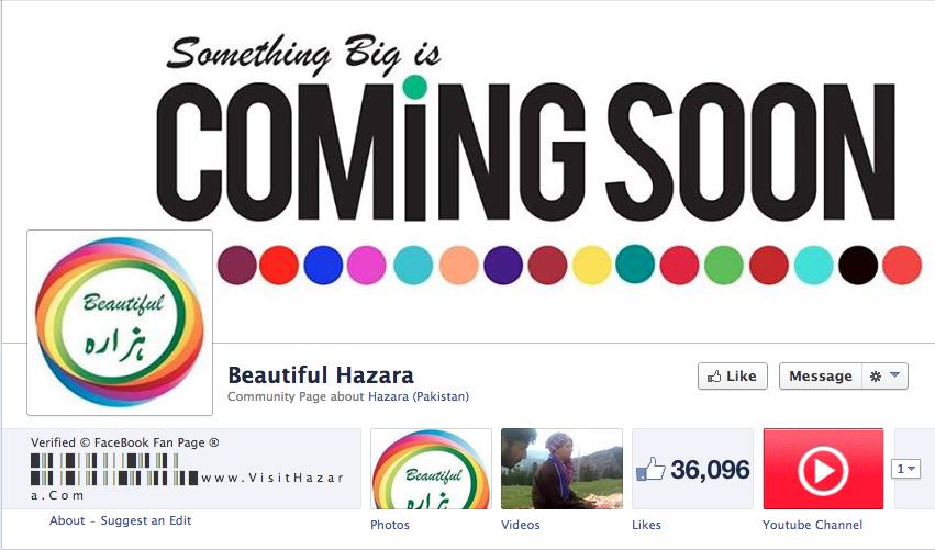 Facebook Page Beautiful Hazara