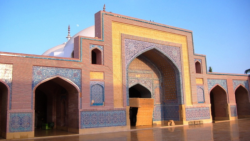 Shah Jahan Mosque in Thatta Pakistan