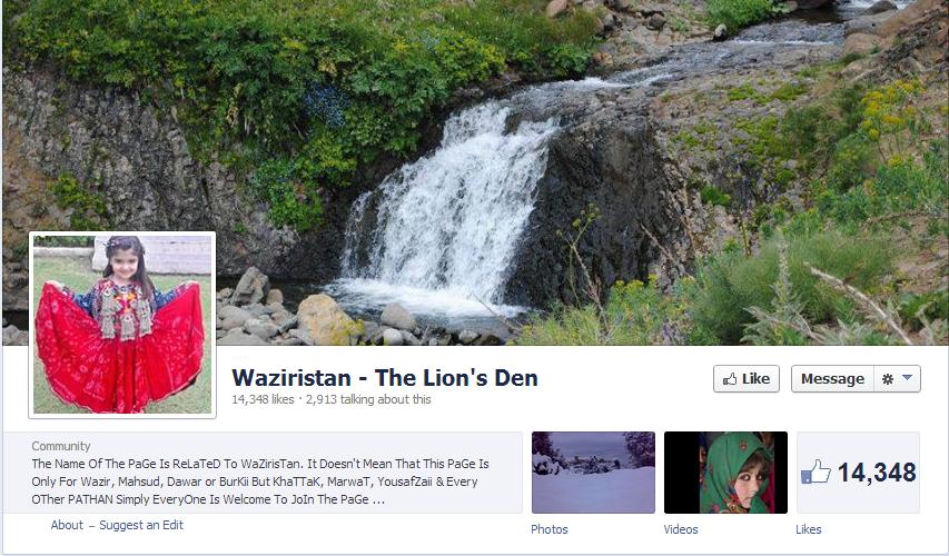 Waziristan   The Lion s Den