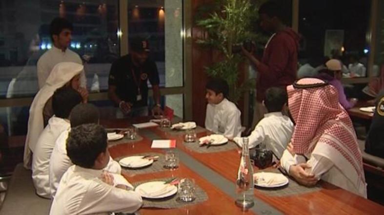 Faiz al-Malki Saudi actors, comedians turn to waiters