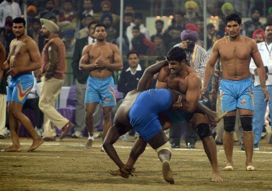 India Defeat Pakistan To Lift Kabaddi World Cup