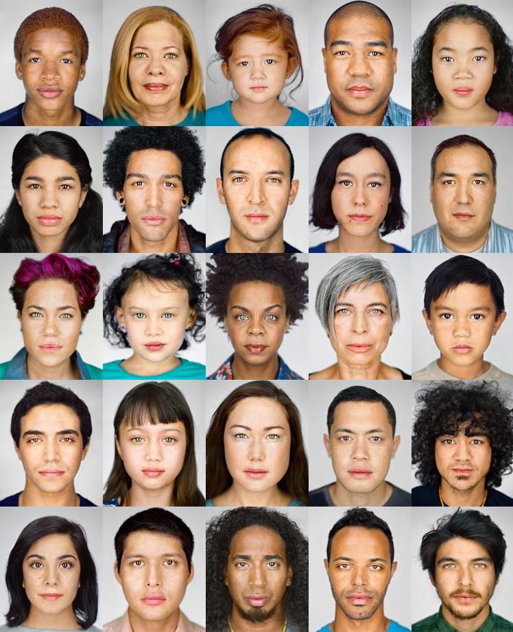 What Americans Will Look Like in 2050   Al-Rasub