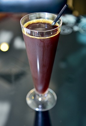 Carob juice or Kharoub