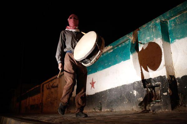 Syria Waking Before Sunrise