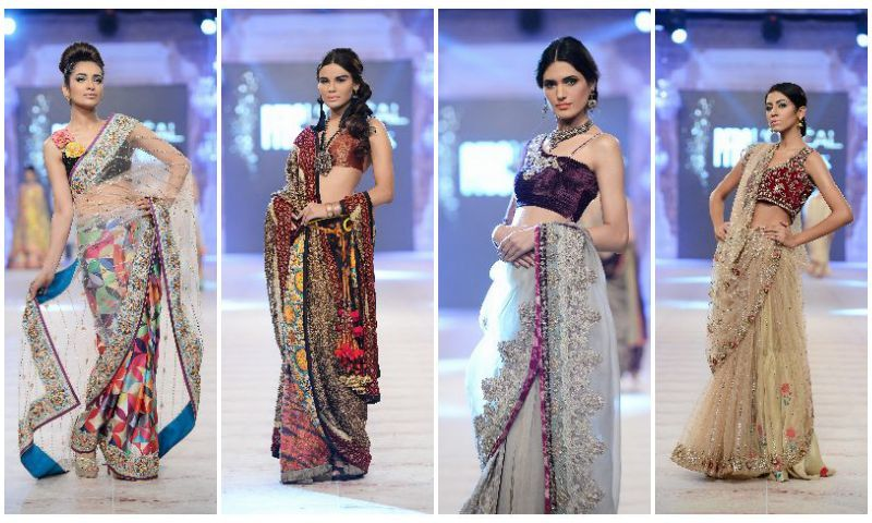 PFDC L'Oreal Bridal Week Day 3- The best for last