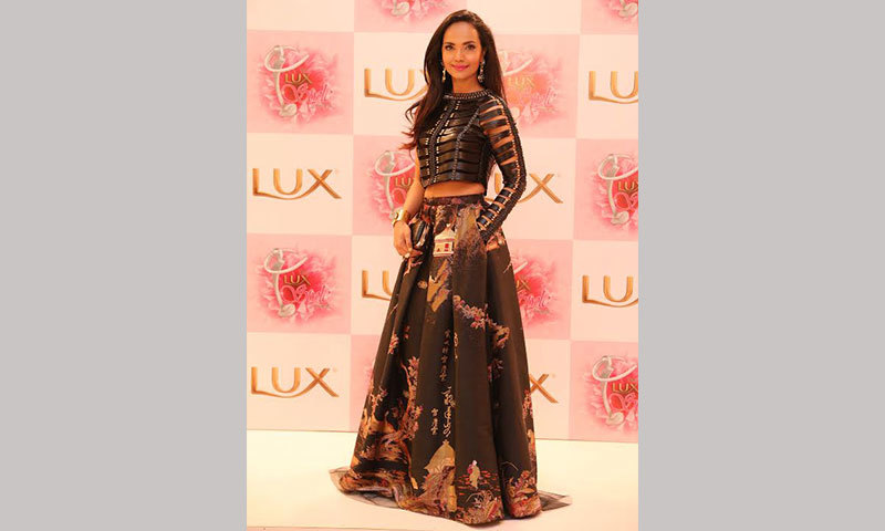 Aamina Sheikh in Shehla Chatoor