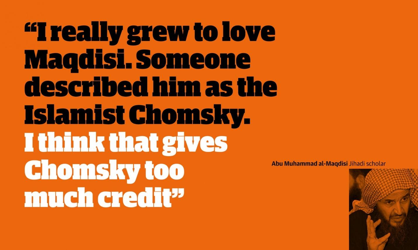islamic chomsky