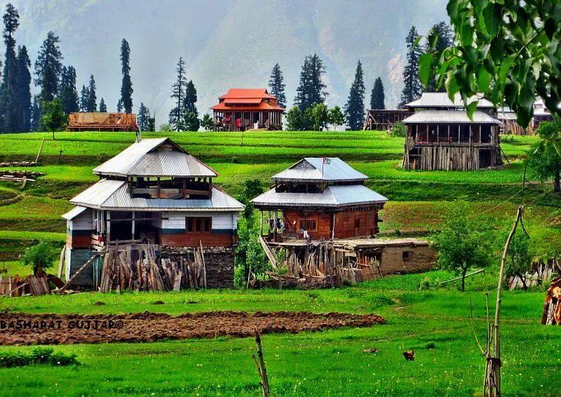 Arang Kel, Azad Kashmir