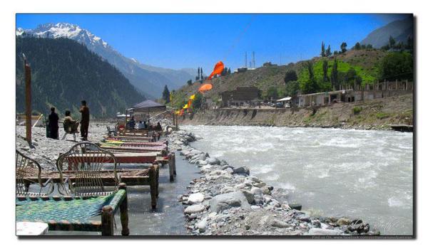 Kalam Valley - Gilgit