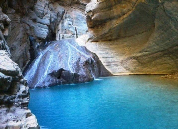 Moola Chotok in Khuzdar, Balochistan