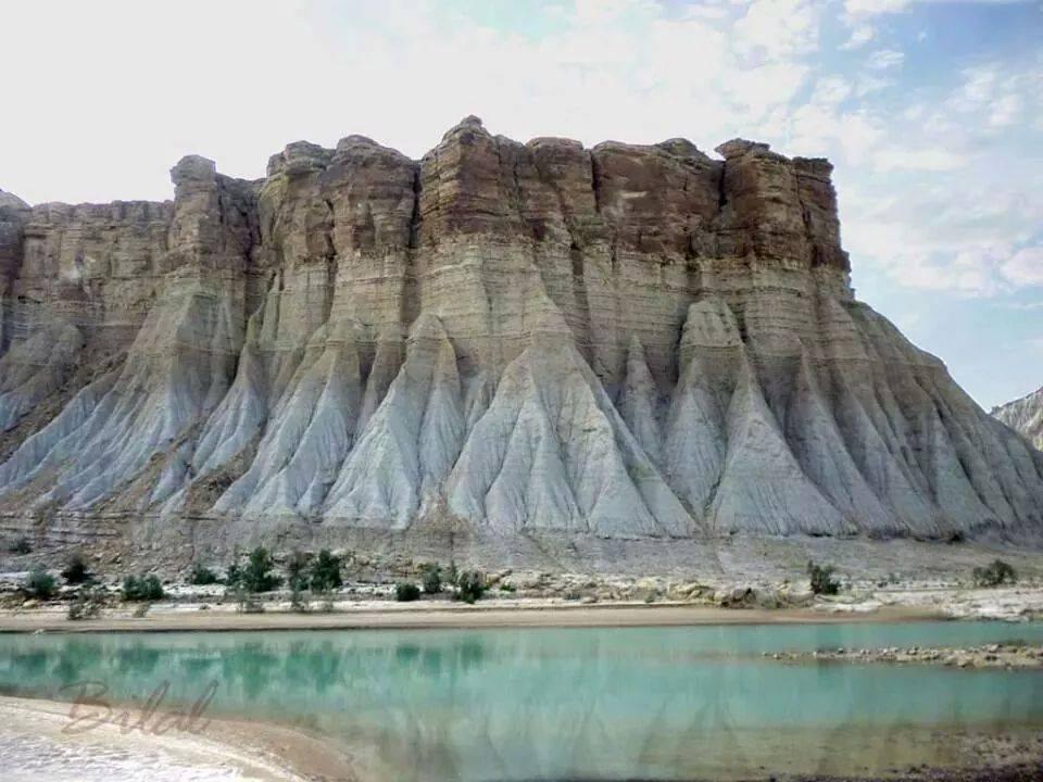 National Park in Hingol  Balochistan