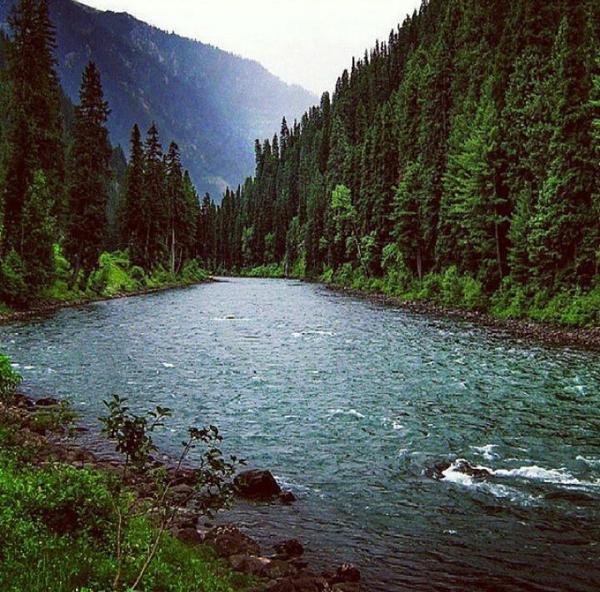 Neelam Valley, Kashmir