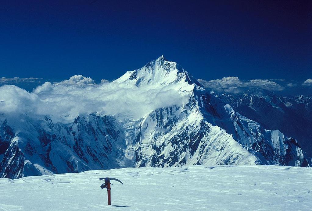 Rakaposhi-Haramosh Mountains - Karakoram
