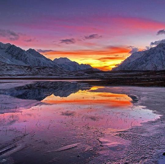 Shandur Lake, Gilgit-Baltistan