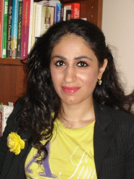 Farhana Qazi