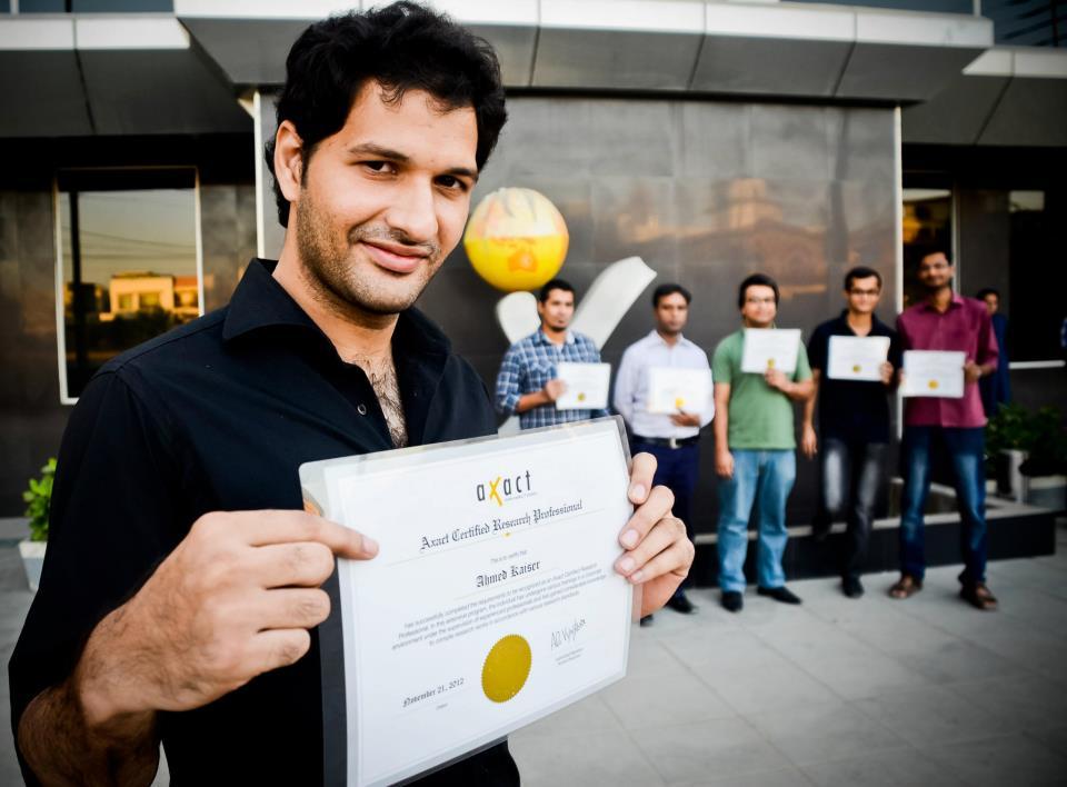 Axact Fake certificates