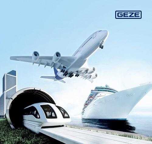 GEZE Solutions for Transport Technology | Al-Rasub